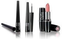 Makijaż z nowościami od Delia Cosmetics